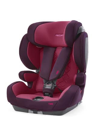 Recaro 兒童安全汽車座椅 Tian -  * The new Recaro Tian is the successor to the Young Sport Hero child seat, which has been very popular for many years. Built-in Seatfix connectors, a new ergonomic design, improved functions and safety features speak for a continuing story of success.