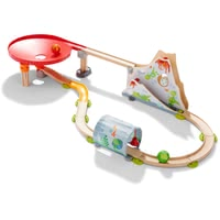 HABA滾珠軌道玩具-恐龍世界 -  * The Kullerbü ball track Dragonland is a must-have toy for brave little adventurers from 2 to 8 years.