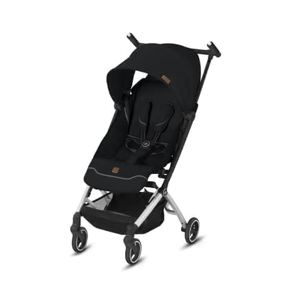 gb by Cybex 輕便嬰兒推車 Pockit + All-City Velvet Black 2020 - 大圖像