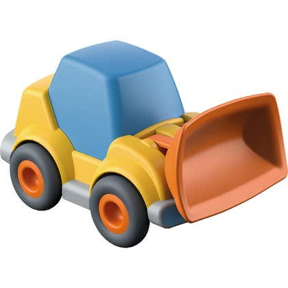 HABA Kullerbü – 單鬥車 玩具車 -  * Now your little one can have even more fun with the HABA wheel loader which suitable for the Kullerbü ball track.