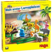 HABA 益智玩具桌游 我認識的第一個動物園 -  * The extensive HABA games collection for beastly fun in the nursery.
