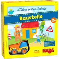 HABA 益智玩具 建築游戲 -  * A cooperative matching game for 1 - 4 little builders.