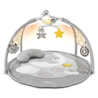 Chicco – 彩色游樂場 - 3合1嬰兒游樂毯 -  * There is a lot to see, to touch, and to learn on the soft-padded 3 in 1 baby play mat with cheerful melodies and colourful projections.