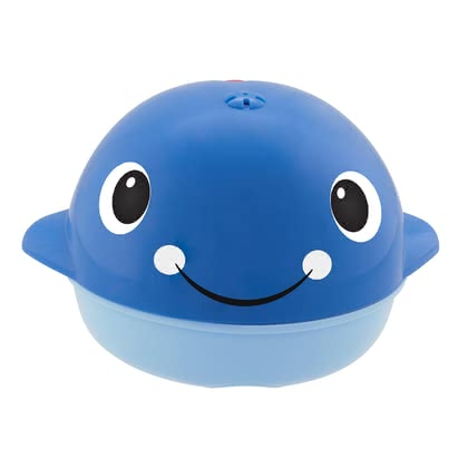 Chicco 電子玩具 會游泳的鯨魚 -  * With Chicco's splashing whale boredom while bathing won't stand a chance.