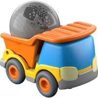 HABA Kullerbü – 翻鬥車 玩具車 -  * Out of the way – the dump truck is rolling in.