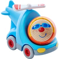 HABA Kullerbü – Hugo's Helicopter -  * The HABA helicopter has space for Hugo and every other Kullerbü ball.