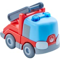 HABA Kullerbü – 火警急救車 玩具車 -  * Wee Woo Wee Woo – Look who's here: It'sFrido's fire truck.