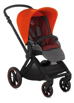 Jané Stroller Muum - * Modern and practical – the Jané Muum stroller offers you a fully equipped stroller with many comfortable features.