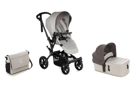 Jané嬰兒推車 Crosswalk R 包含嬰兒睡籃 Micro - * For real off-road adventurers! The Jané Stroller Crosswalk R including the Micro carrycot is the perfect mobile companion on all journeys.