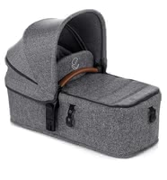 Jané 嬰兒推車專用嬰兒睡籃 Micro - * Stable and light – the Jané carrycot Micro, which is suitable for everyday use, spoils your little one with a flat, comfy lying surface.