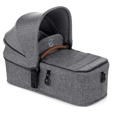 Jané Carrycot Micro - * Stable and light – the Jané carrycot Micro, which is suitable for everyday use, spoils your little one with a flat, comfy lying surface.