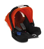 Jané Infant Car Seat Koos iSize R1 -  * The Jané infant car seat Koos iSize R1 ensures that your baby is always safe when riding in car. The option of dual installation with a base or belt system provides flexible attachment in any car.