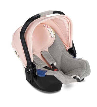 Jané Infant Car Seat Koos iSize R1 Powder 2020 - 大圖像
