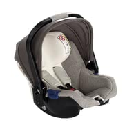 Jané 嬰兒提籃 Koos iSize R1 -  * The Jané infant car seat Koos iSize R1 ensures that your baby is always safe when riding in car. The option of dual installation with a base or belt system provides flexible attachment in any car.