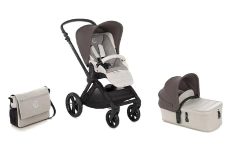 Jané 嬰兒推車 Muum 包含嬰兒睡籃 Micro - * The full-fledged and compact Jané Muum including the Micro carrycot for your newborn baby provides you with a spacious stroller right from birth.