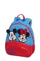 Samsonite 新秀麗 米奇和米妮 兒童背包 - ✓Children's backpack in Minnie & Mickey style ✓particularly light in weight ✓for tots from 3 years ✓ergonomic ✓padded back for optimum support ✓2 compartments