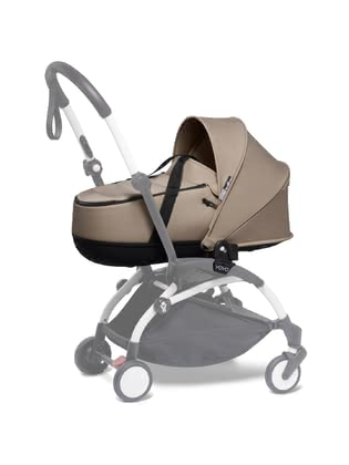BABYZEN YOYO 平躺式睡籃 - The ultra-light, semi-hard Babyzen carrycot turns your YOYO+ or YOYO² into a full-fledged stroller that can be used right from the first day of life.