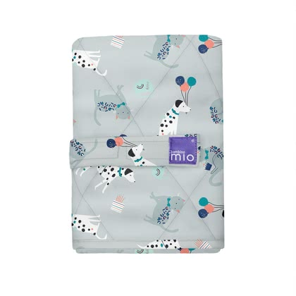 BambinoMio Reusable Changing Mat -  * ✓ foldable changing mat ✓ absorbent ✓ comfortable ✓ quilted ✓ perfect for travelling
