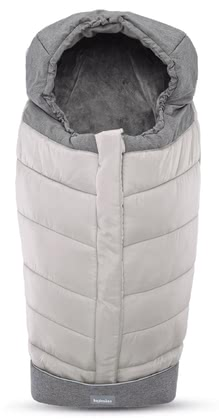 Inglesina英吉利那 嬰兒推車 冬季腳套 -  * This cosy, high-quality footmuff stands out as the perfect companion for your child in the cold months. It guarantees pleasant warmth and perfect protection.