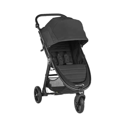 Baby Jogger City Mini GT 2 嬰兒推車 -  * The Baby Jogger City Mini GT 2 is equipped with all-wheel suspension and is absolutely flexible – perfect for being used right from birth.