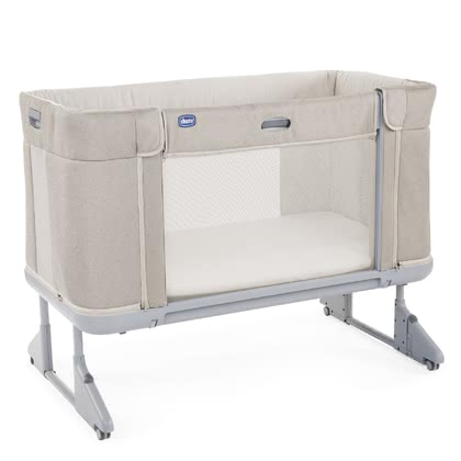 Chicco 嬰兒床 拼接大床Next2Me Forever -  * The Chicco co-sleeper Next2Me Forever is a bedside cot that grows with your child and can be used up to an age of 4 years.