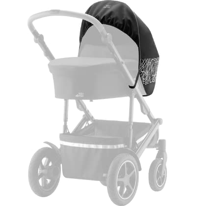 Britax Römer STAY SAFE- 車篷罩適用於 SMILE III -  * Be visible – even at dusk and in the dark with the Britax Römer STAY SAFE canopy.