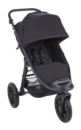 Baby Jogger輕便嬰兒推車City Elite 2 -  * The trendy City Elite 2 features a low weight of only 11.7 kg and can be folded small for easy transport.