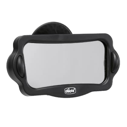 Chicco智高嬰兒觀察後視安全鏡 -  * The Chicco Baby rear-vision mirror is an additional mirror for the windscreen. That way, you can always have an eye on your little passenger without losing sight of the traffic.