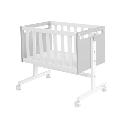 MICUNA YOU & ME Co-Sleeper and Cradle -  * ✓ suitable from birth ✓ breathable mattress ✓ safe & comfortable ✓ multi-function baby cot – height-adjustable in 7 levels ✓ extremely long service life