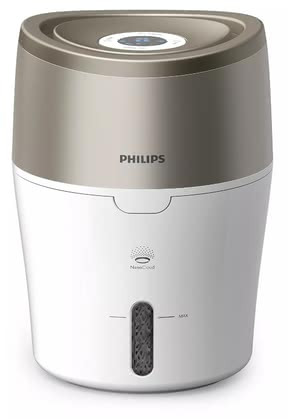 Philips AVENT空氣加濕器 -  * The Philips AVENT humidifier spreads humidified air evenly through the room.