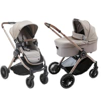 Chicco 綜合性兒童推車Best Friend Pro -  * ✓ Including carrycot for newborns ✓ Premium equipment & elegant look ✓ Compact fold ✓ One-hand folding system ✓ Reversible seat unit